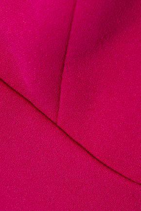 BADGLEY MISCHKA Cutout cady gown