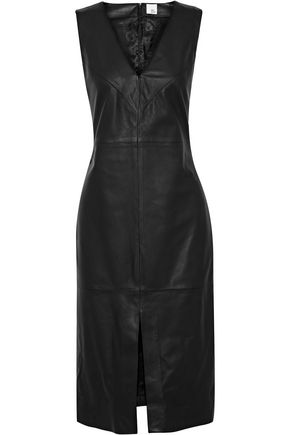 IRIS & INK Barbara leather dress