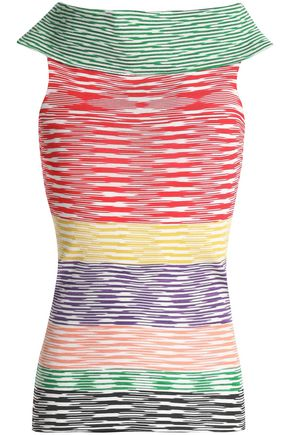 MISSONI Stretch-knit top