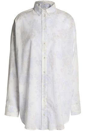 IRO Printed cotton shirt