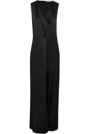 STELLA McCARTNEY Satin jumpsuit