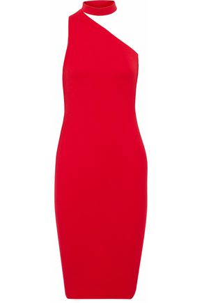 BAILEY 44 Casablanca one-shoulder stretch-jersey dress
