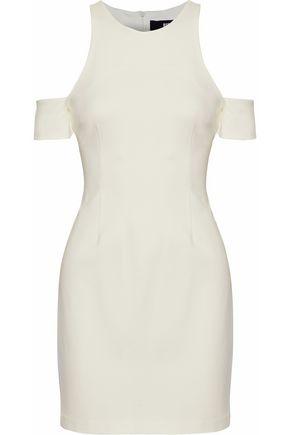 NICHOLAS Off-the-shoulder jersey mini dress