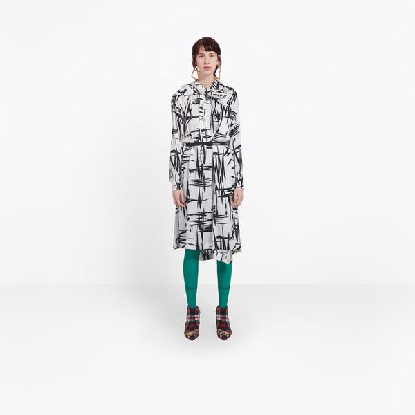 Twisted Elastic Dress