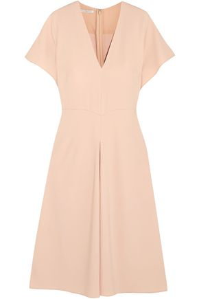 STELLA McCARTNEY Draped crepe dress