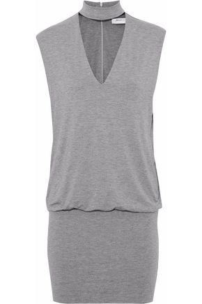 BAILEY 44 Descendant cutout stretch-jersey mini dress