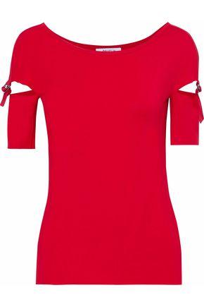BAILEY 44 Za'atar cutout stretch-jersey top