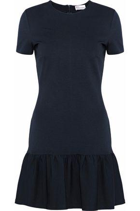 REDValentino Fluted cady mini dress