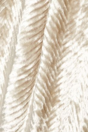 GABRIELA HEARST Catherine herringbone velvet jumpsuit