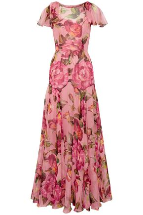 Woman Gowns Multicolor