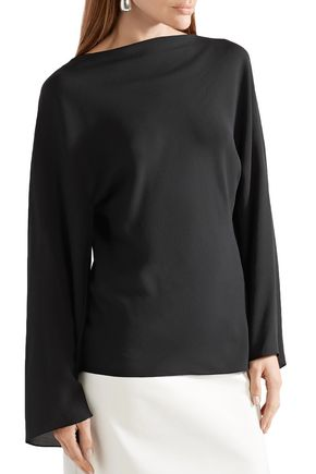 THE ROW Long Sleeved Top