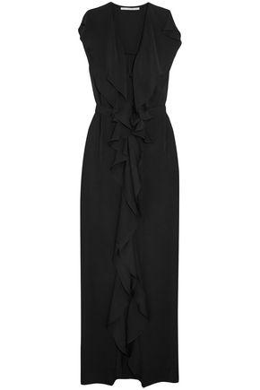 STELLA McCARTNEY Rasalia ruffled crepe gown