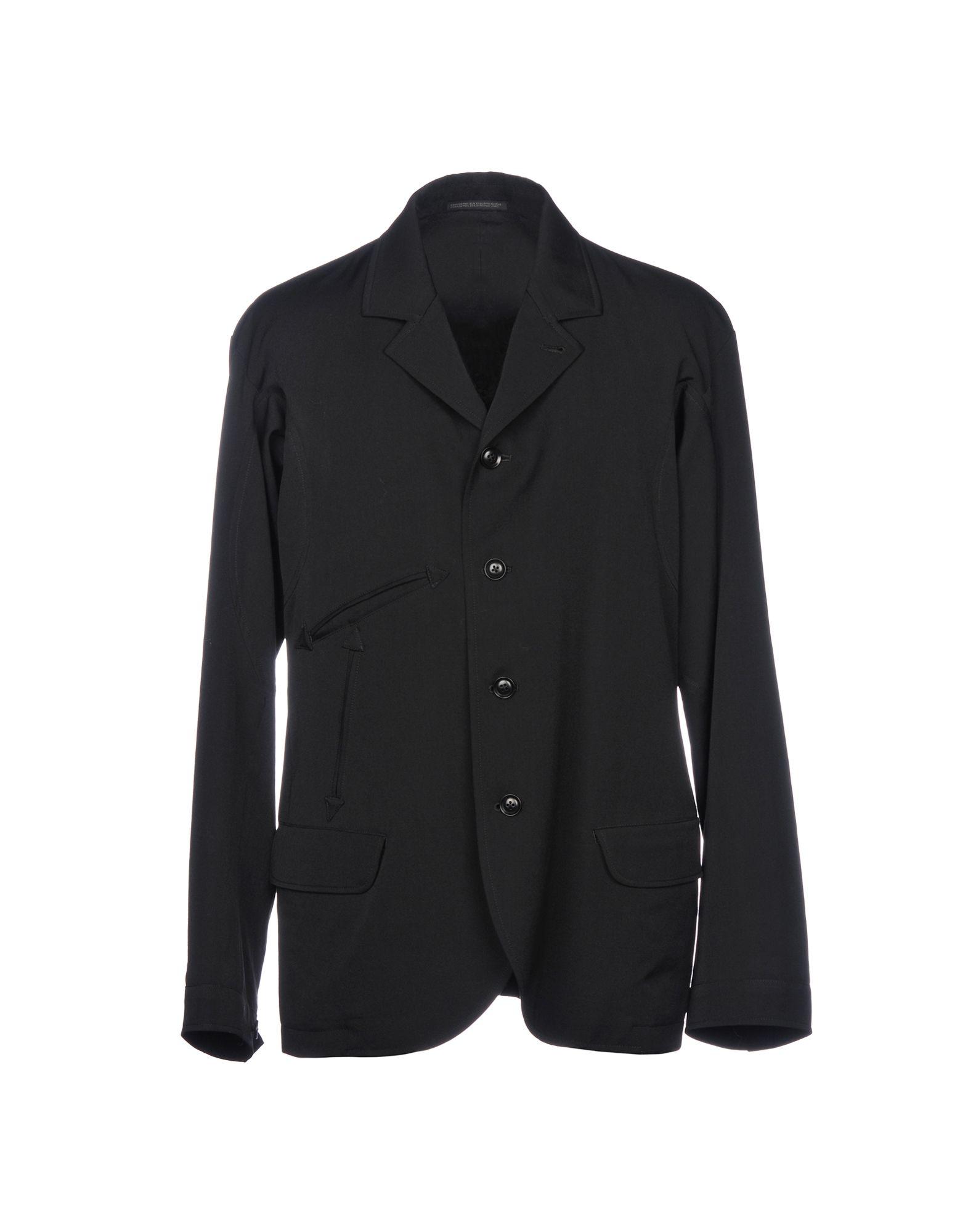 YOHJI YAMAMOTO POUR HOMME Пиджак пиджак костюм tudor homme 233y38f90