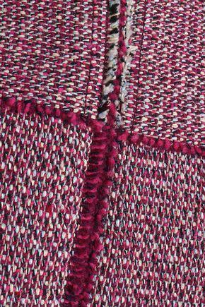 CHLOÉ Wool-blend tweed jacket