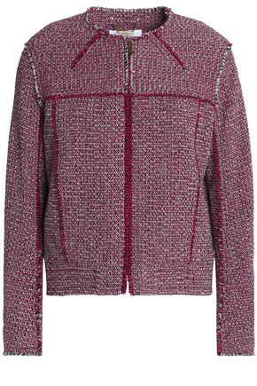 CHLOÉ Wool-blend tweed jacket