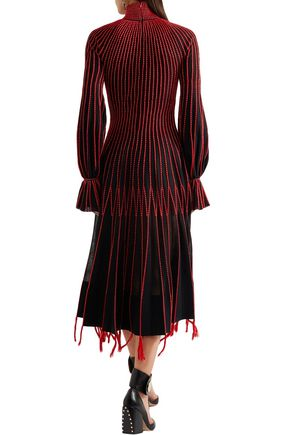 ALEXANDER MCQUEEN Midi Dress