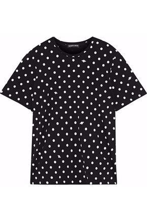 MARKUS LUPFER Alex printed cotton-jersey T-shirt
