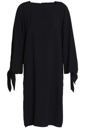 CHLOÉ Layered crepe dress