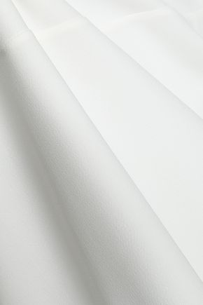 CHLOÉ Layered crepe dress