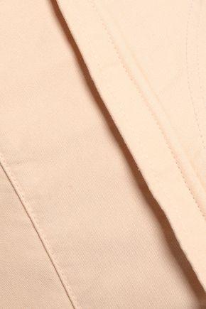 CHLOÉ Cotton-canvas shorts