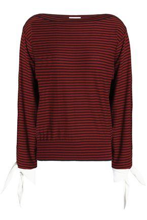CHLOÉ Intarsia-knit top