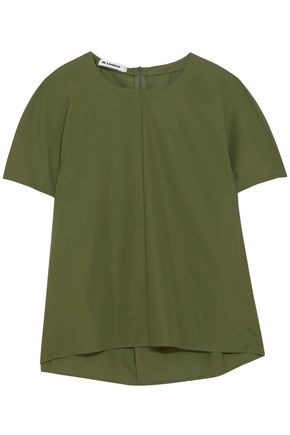 JIL SANDER Short Sleeved Top