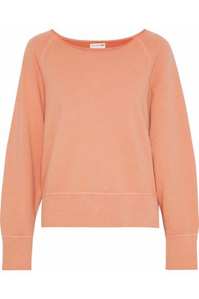 RAG & BONE French cotton-terry sweatshirt