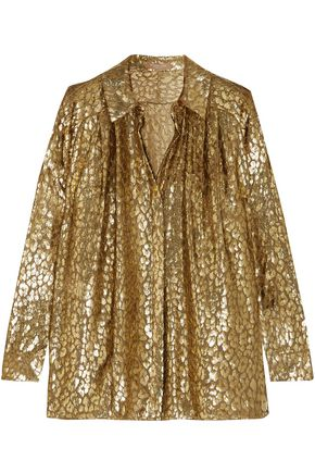 MICHAEL KORS COLLECTION Long Sleeved Top