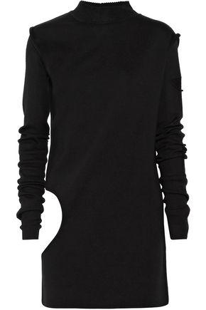 RICK OWENS Convertible cutout wool sweater