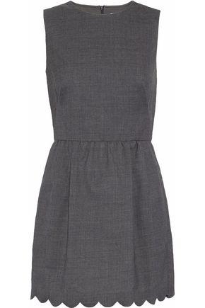 REDValentino Wool mini dress