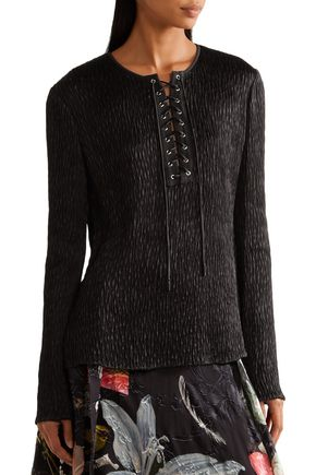 JASON WU Long Sleeved Top
