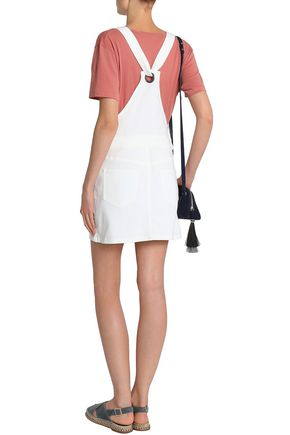 REBECCA MINKOFF Denim mini dress