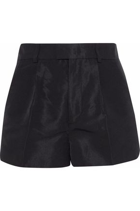 REDValentino Satin-faille shorts