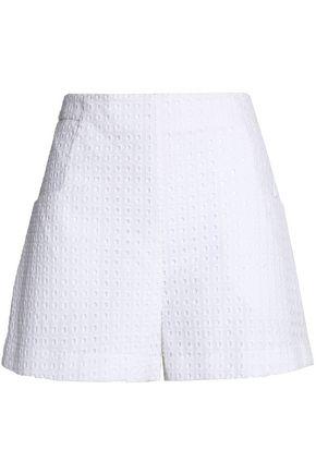 NICHOLAS Broderie anglaise cotton shorts