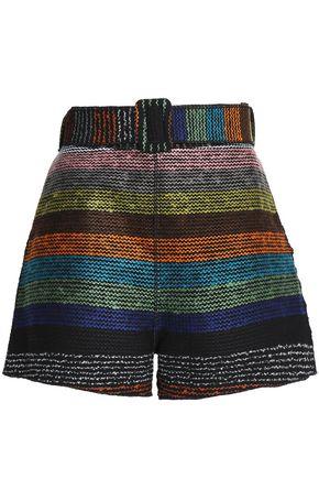 NICHOLAS Jacquard shorts