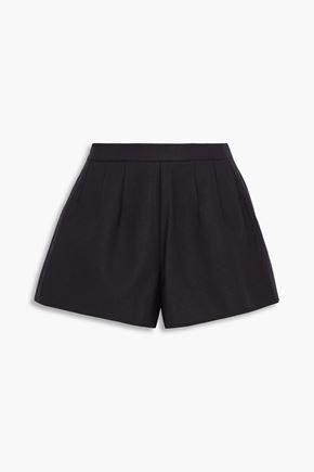 REDValentino Cotton-blend shorts