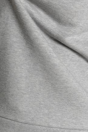 JOSEPH Cotton-terry sweatshirt