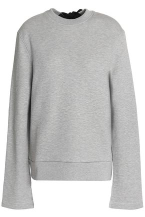 JOSEPH Cotton-terry sweatshirt