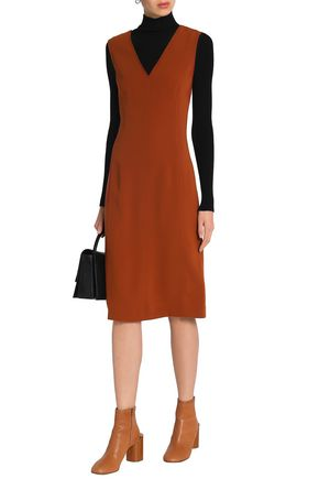 JOSEPH Dana crepe dress