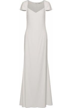 BADGLEY MISCHKA Odessa stretch-crepe gown