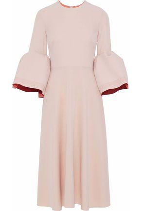 ROKSANDA Ruffled cady dress