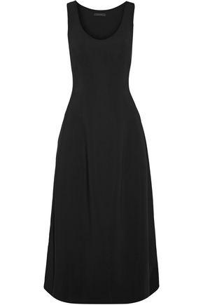 THE ROW Bonec flared cady maxi dress