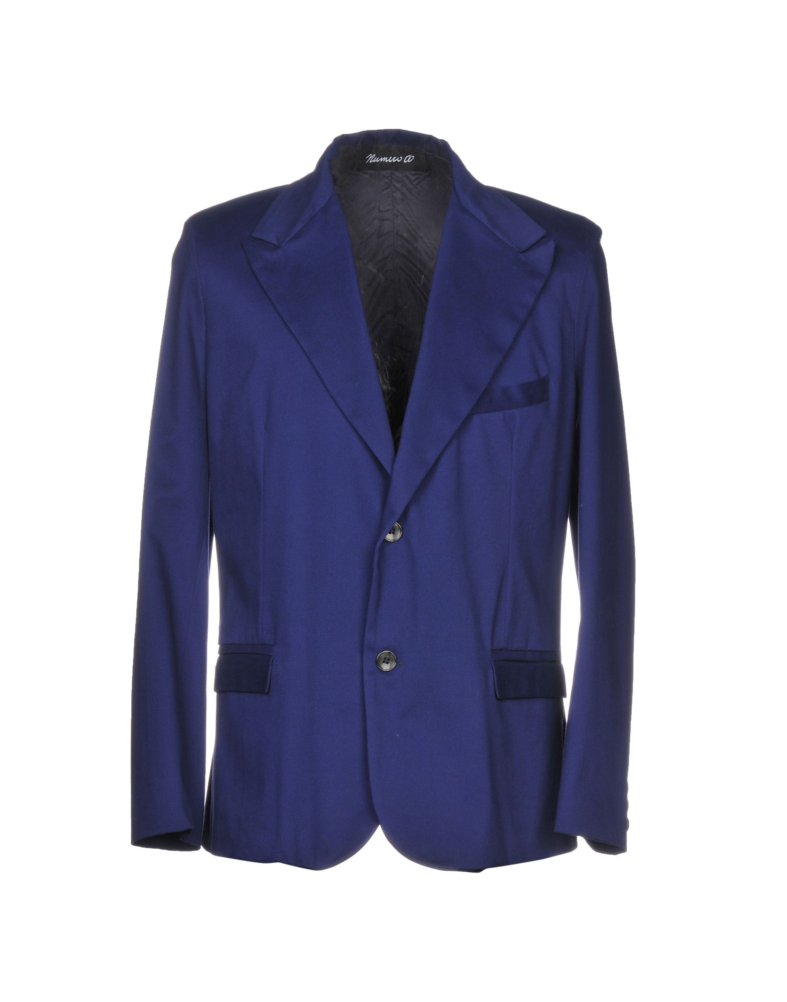 NUMERO00 Blazer in Blue