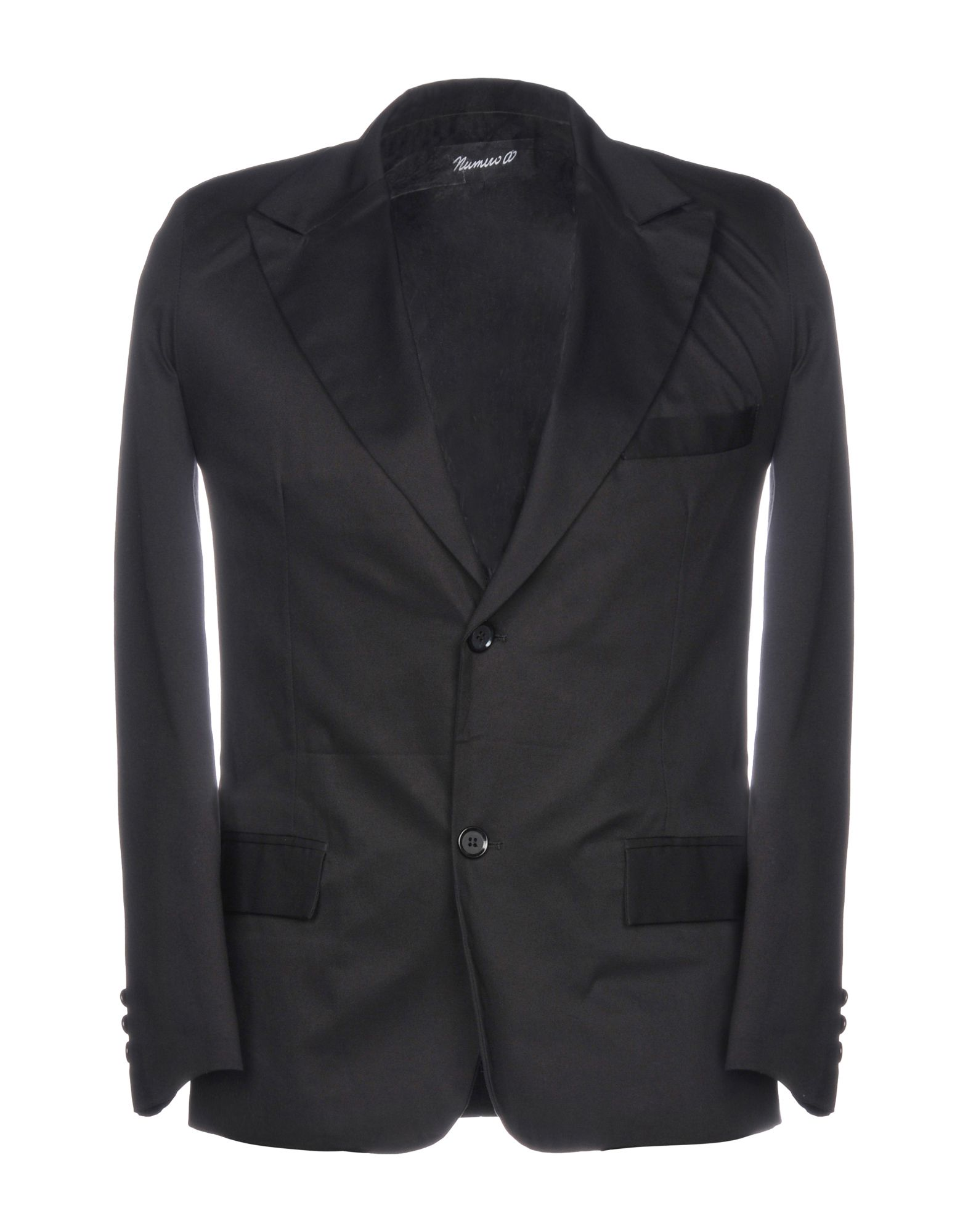 NUMERO00 Blazer in Black