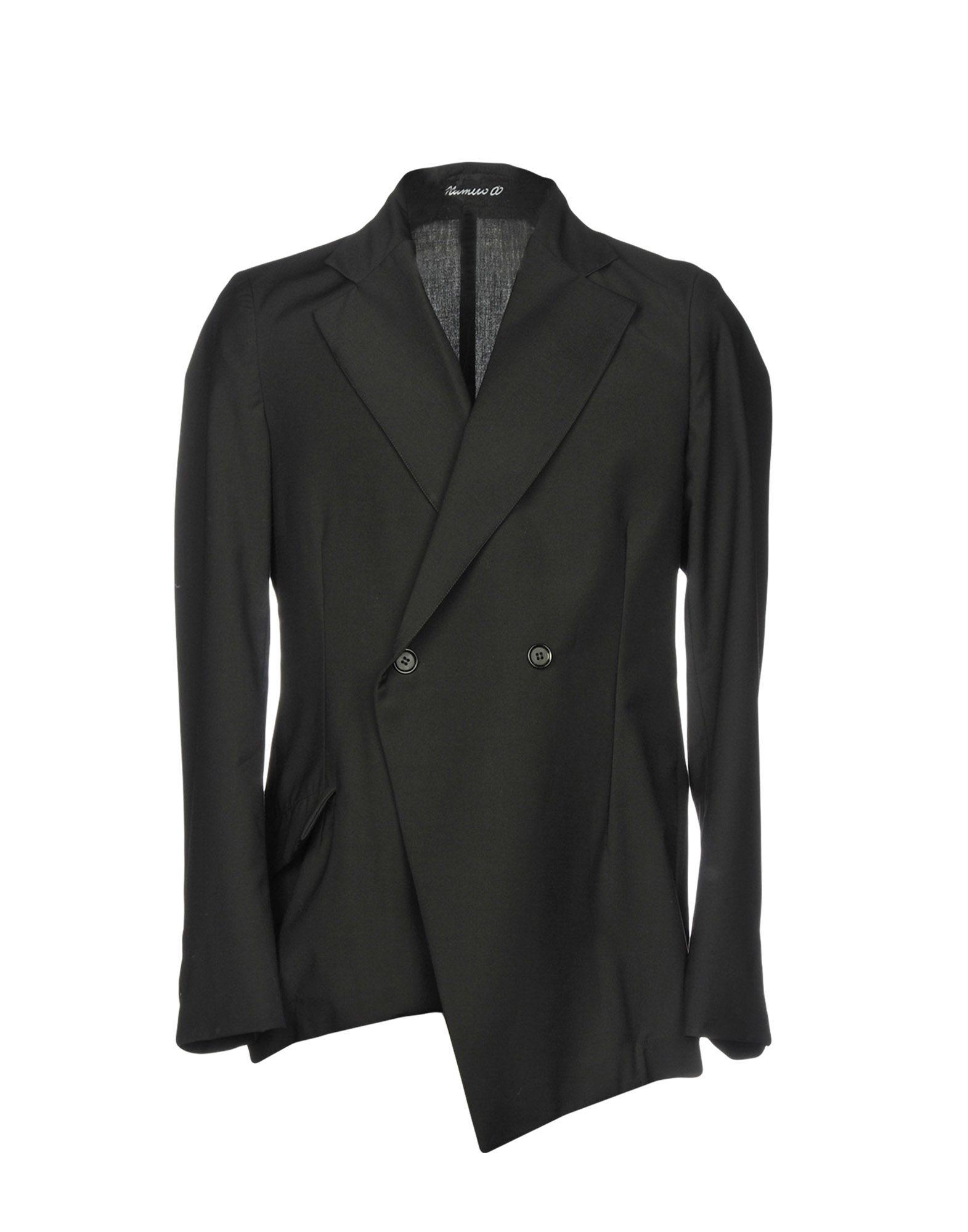 NUMERO 00 Blazer in Black