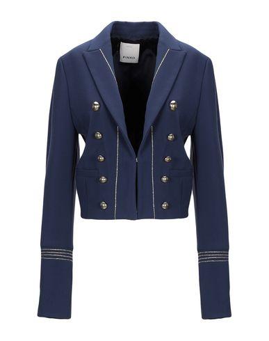 Фото - Женский пиджак  синего цвета