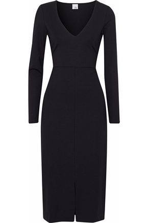 IRIS & INK Laney stretch-knit dress