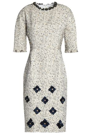 MARY KATRANTZOU Tweed dress