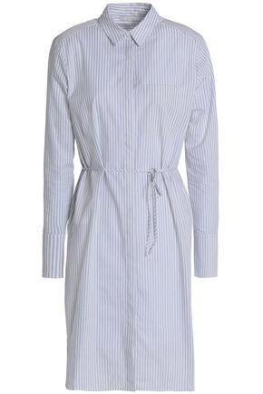 HOUSE OF DAGMAR Lizzie cotton-poplin shirt dress