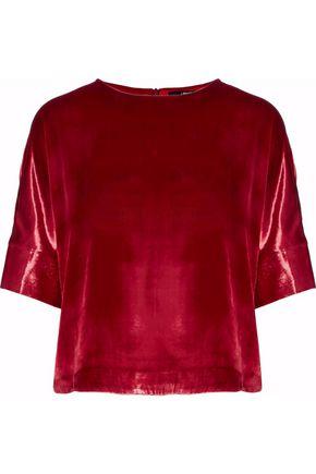 J BRAND Velvet blouse